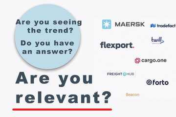 IS YOUR FORWARDING BUSINESS RELEVANT?