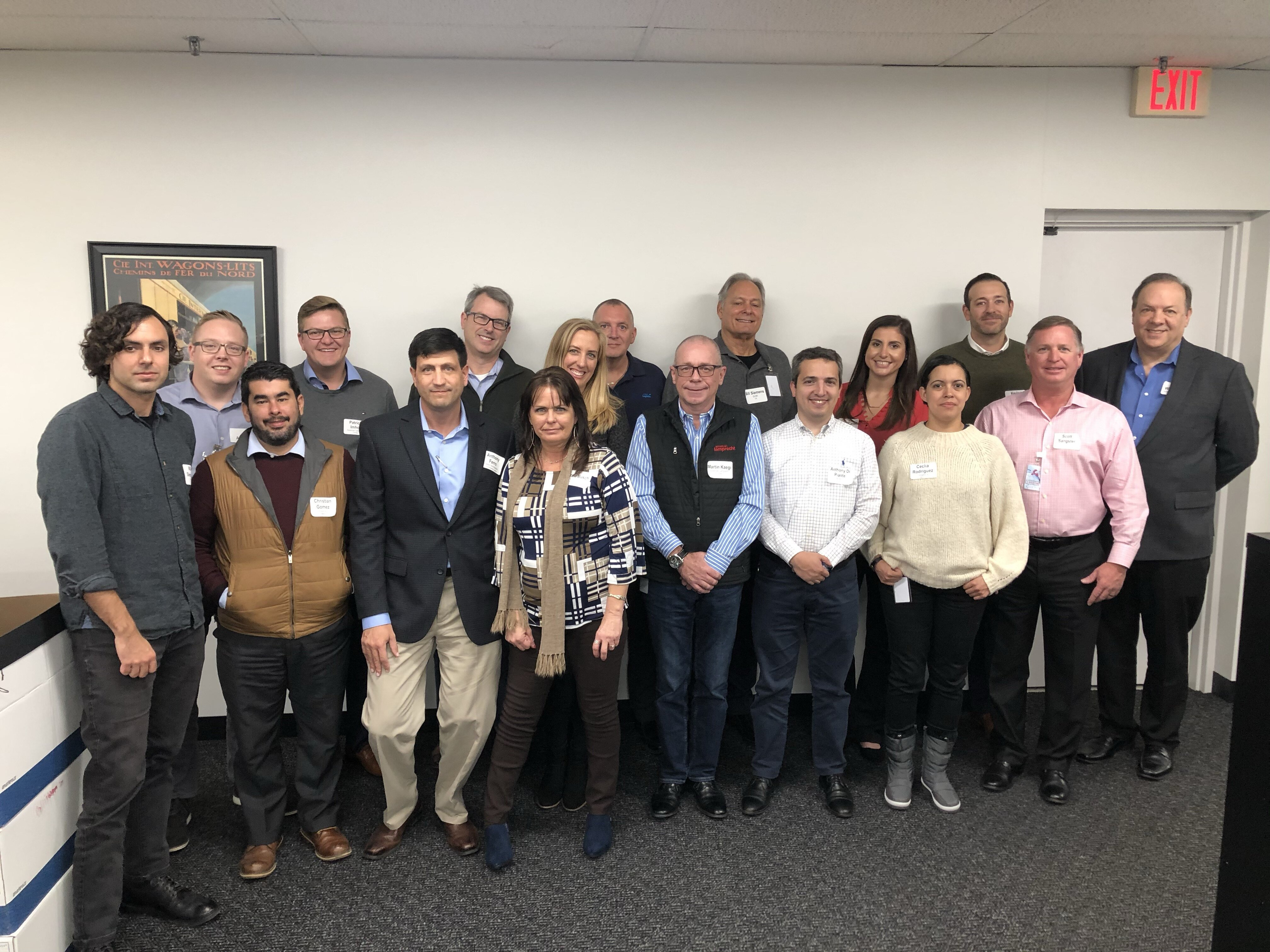 COUNTERING FLEXPORT: A STRATEGIC MEETING AND DISCUSSION IN CHICAGO