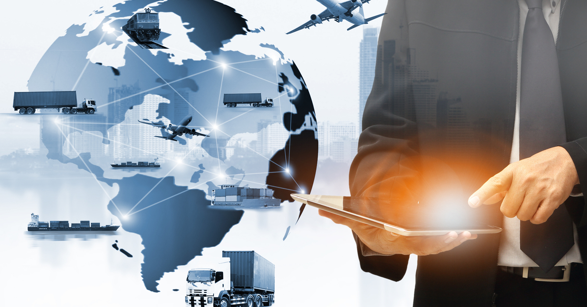 IS YOUR FREIGHT FORWARDING BUSINESS GOING AWAY?